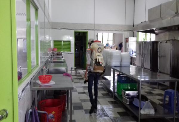 diệt côn trùng tại Bắc Giang