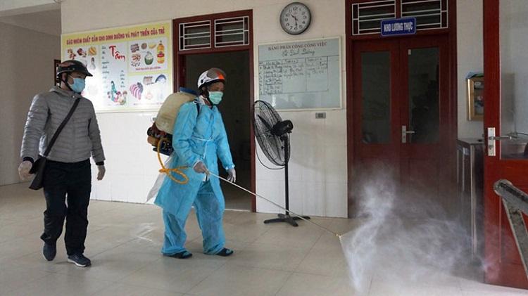 phun thuốc diệt muỗi tại Yên Bái